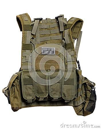 US tactical vest.