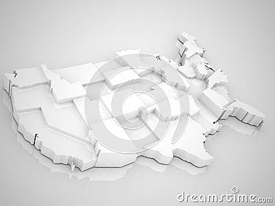 USA 3D
