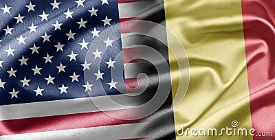 USA and Belgium
