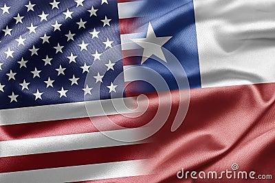 USA and Chile