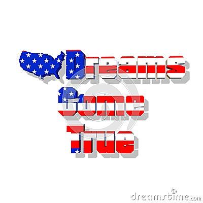 USA Dreams come true