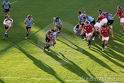 USA Eagles vs Uruguay National Rugby Game Editorial Photo