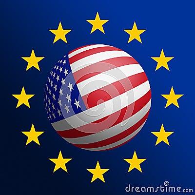 USA - EU