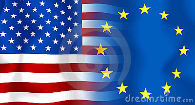Usa-Eu Flag