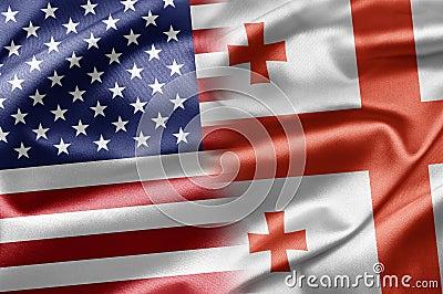 USA and Georgia