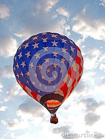 USA Hot Air Ballon