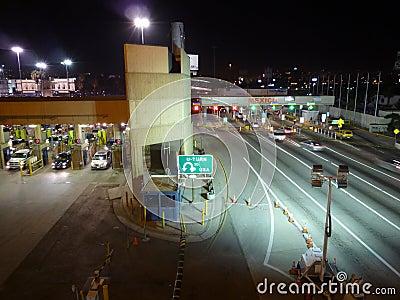 USA Mexico border Editorial Photography
