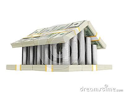 Usa money castle
