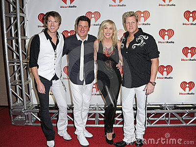 USA - Music - 2011 iHeartRadio Music Festival Editorial Photography