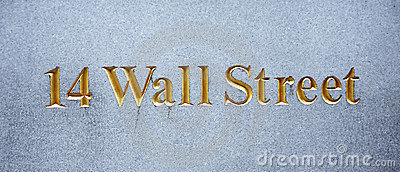 USA, New York, Wallstreet, Stock Exchange