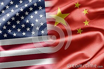 USA och Kina