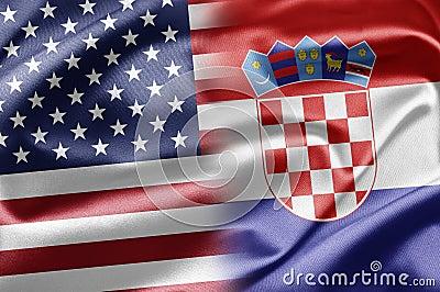 USA och Kroatien
