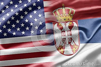 USA and Serbia