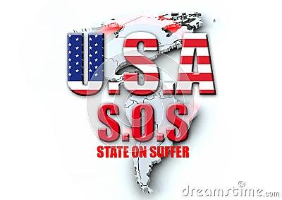 USA SOS