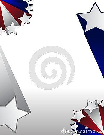USA star frame