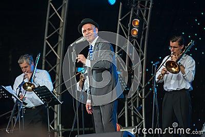 Usadba Jazz Festival Editorial Image