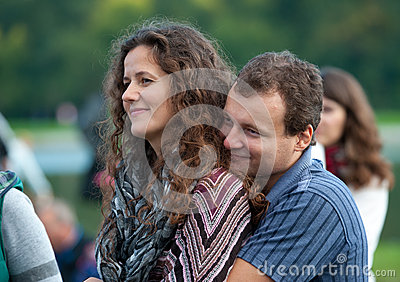 Usadba Jazz Festival Editorial Stock Image