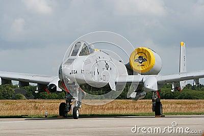 USAF A-10 Editorial Image