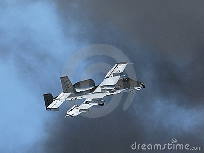 USAF A-10 Thunderbolt II Warthog Editorial Photography