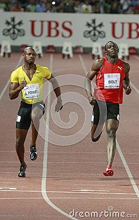 Usain Bolt Editorial Photo