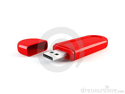 USB memory thumb drive