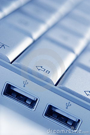 Free Usb Port Stock Image - 329281