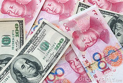 USD and RMB