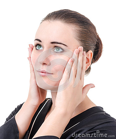 The use of cosmetics for skin care