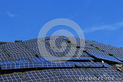 The use of solar energy
