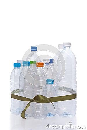 Used bottles