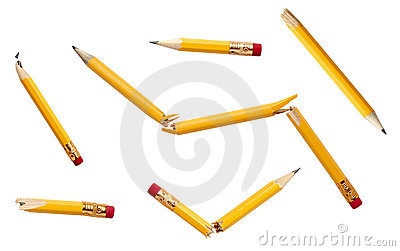 Used broken pencil education business