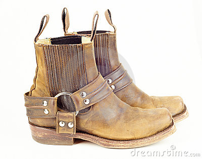 Used Country Cowboy Boots Stock Photography - Image: 17974372