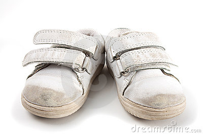 Used kid trainers