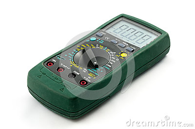 Used multimeter