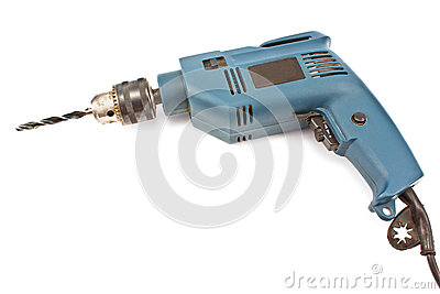 Used Old Drill
