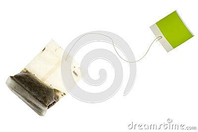 Used teabag