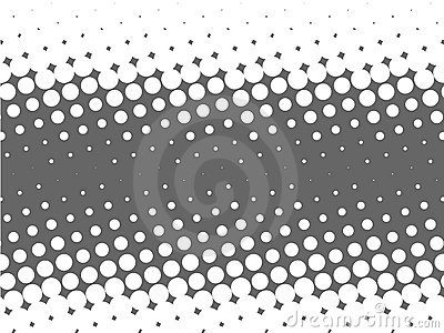 Useful halftone design element