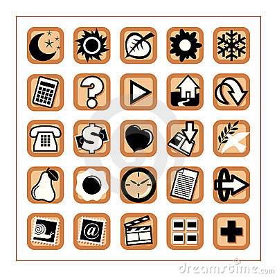 Useful Icons 1 - Version 2