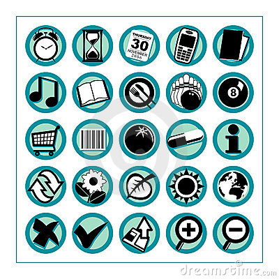 Useful Icons 2 - Version 1