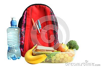 Useful food, lunch Stock Photo