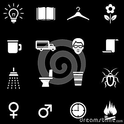 Useful Vector Icons Set
