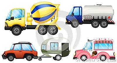 Useful vehicles