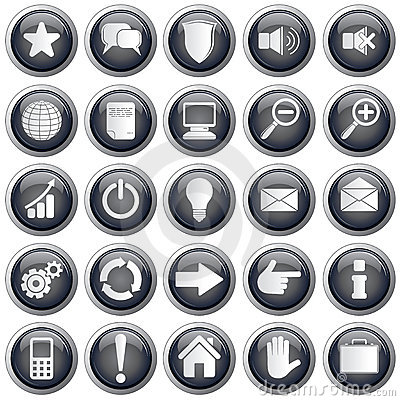 Useful Web Icons