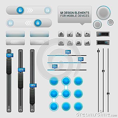 User Interface Design Elements