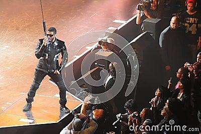 Usher Editorial Photography