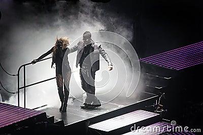 Usher Editorial Photo