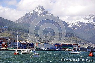 Ushuaia Editorial Image