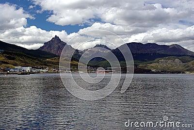 Ushuaia Bay, Argentina