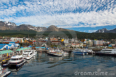Ushuaia,Tierra del Fuego Province, Argentina