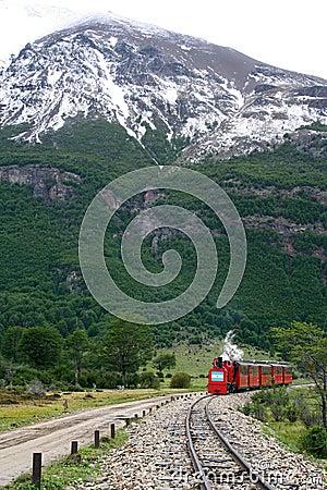 Ushuaia train